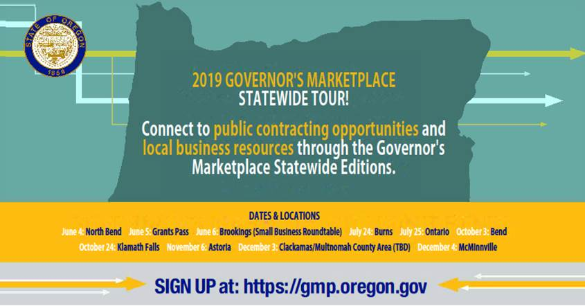 Please join!!! Governor's Marketplace Statewide Editions